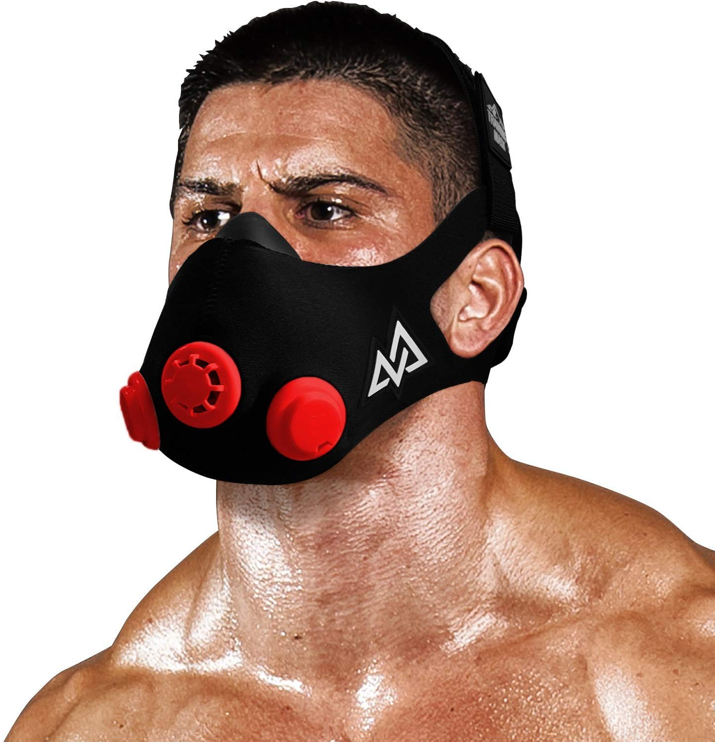 SMALL ELEVATION Training Mask 2.0 High Altitude MMA Fitness