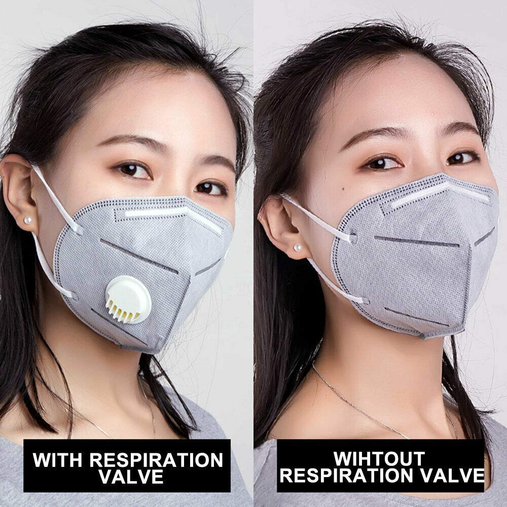 face mask respiration