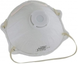 Eagle P2 Smoke & Dust Respiration Mask with Valve (2 Pack)
